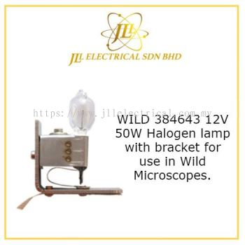 WILD 384643 12V 50W (LEICA MICROSYSTEMS)