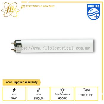 PHILIPS MASTER TL-D 90 DE LUXE 18W/965 SLV/10