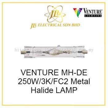 VENTURE MH-DE 250W/3K/FC2 Metal Halide LAMP