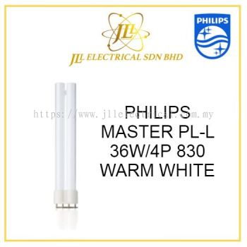 PHILIPS MASTER PL-L 36W/4P 830 WARM WHITE