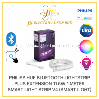 PHILIPS HUE 1 METER LIGHTSTRIP PLUS EXTENSION BLUETOOTH VERSION