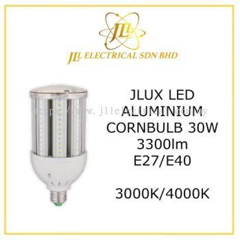 JLUX LED ALUMINIUM CORNBULB 30W 3300lm E27/E40 3000K/4000K