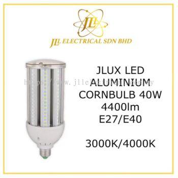 JLUX LED ALUMINIUM CORNBULB 40W 4400lm E27/E40 3000K/4000K