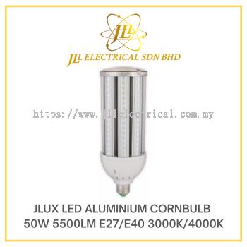 JLUX LED ALUMINIUM CORNBULB 50W 5500LM E27/E40 3000K/4000K