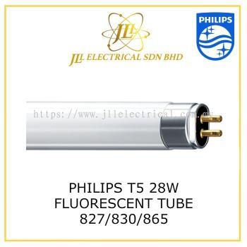 PHILIPS T5 28W FLUORESCENT TUBE 827/830/865