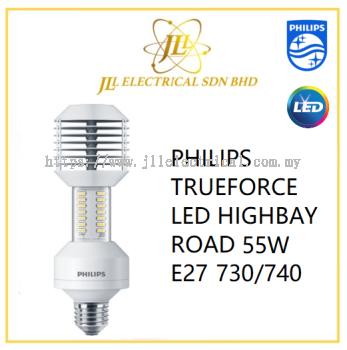 PHILIPS TRUEFORCE LED HIGHBAY ROAD 55W E27 730/740 (929002007402/929002007502)