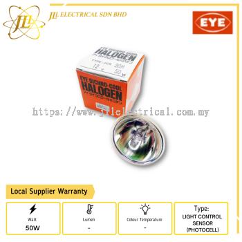 EYE JCR 12V 50W 20H/G1 GZ6.35 PROJECTOR HALOGEN LAMP
