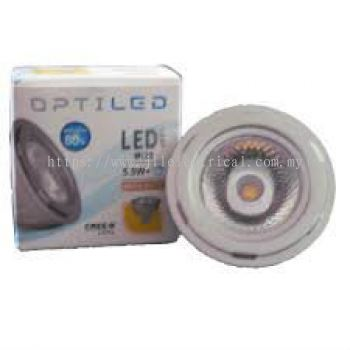 OPTILED MR16 5.5w 2800k 24D NON-DIMMABLE