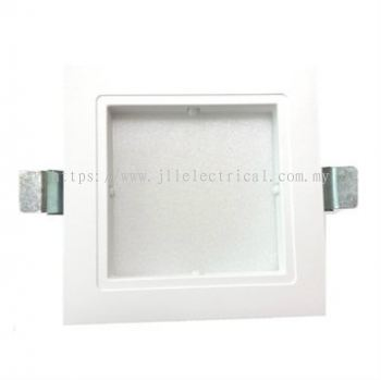 "OPTILED SQUARE 100 4"" 10W DIMMABLE DOWNLIGHT"