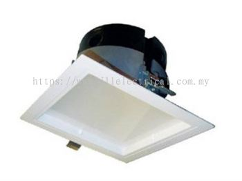 OPTILED SQUARE 150 16w DIMMABLE DOWNLIGHT