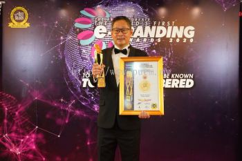 PUCM wins the coveted business strategic alliance award from the world¨s brand foundation