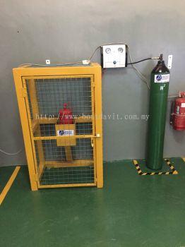 N2 Refilling Station