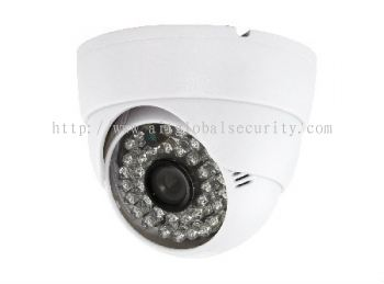 2.0MP Full HD AHD IR Dome Camera
