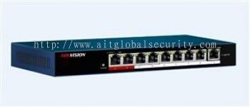 DS-3E0109P-E/M Unmanaged PoE Switch