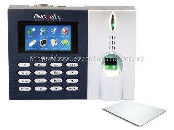 Fingertec TA100CR Fingerprint Time Attendance System