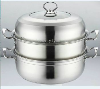 Two Layer Steam Pot  二层蒸锅