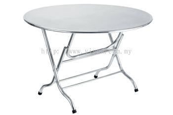 Foldable Dinner Round Table  ÕÛµþÔ²²Í×À