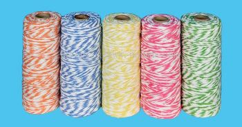 Mixed Colour Mop Yarn