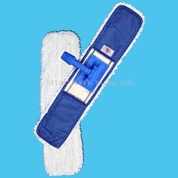 Microfibre Dust Mop with Frame