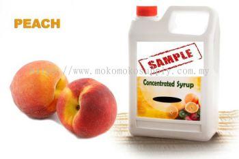 Juice_peach