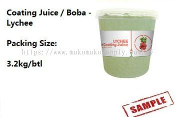 Coating Juice - Lychee