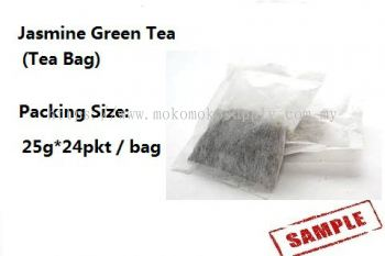 Jasmine Green Tea (Tea Bag)