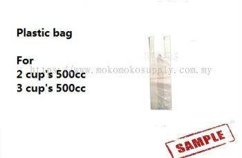 6 Plastic bag