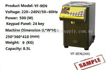 Fructose Machine YF-9EN 24X