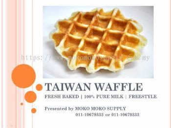 Taiwan Waffle