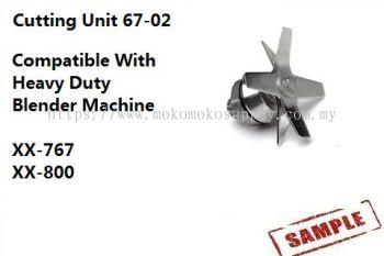 Cutting Unit 67-02