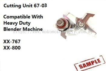 Cutting Unit 67-03