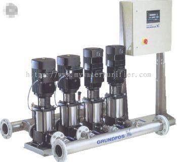 Grundfos Inverter Pump System