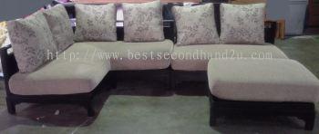 L- Shape Sofa !!