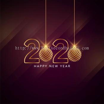 Happy New Year 2020 !!