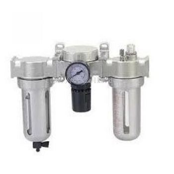 Compressed Air Filter-Regulator-Lubricator (FRL)