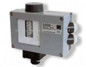 FF 142 Pressure switch