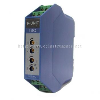 P-ISO (Slim type signal converter)