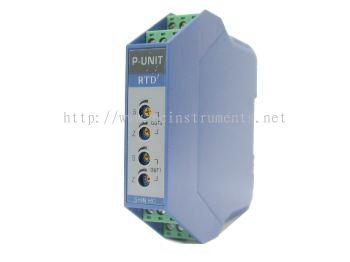 P-RTD (Slim type signal converter)