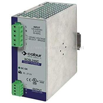 XCSL240C (24V, 10A Power Supply)