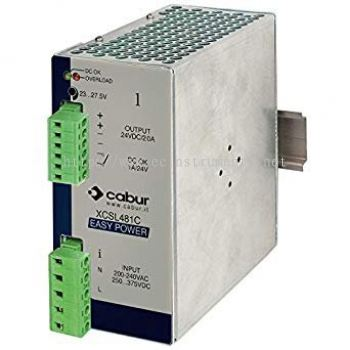 XCSL481C (24V, 20A Power Supply)