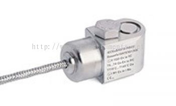 HS-170IS Series Braided Cable Industrial Accelerometer