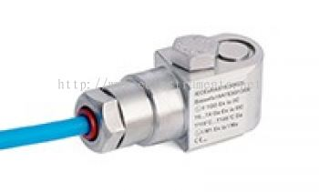 HS-170IS Series Oil Resistant & Submersible Cable (PUR) Industrial Accelerometer