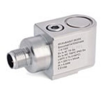 HS-100IS Series M12 Connector Intrinsically Safe Industrial Accelerometer