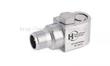 HS-104S Series 3 Pin MS Connector, 50mVg Industrial Accelerometers