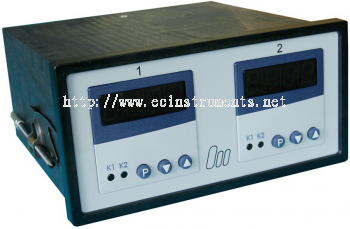 Digital Dual Function Controller Type EDR_MIC