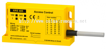 Card Access Control with RFID