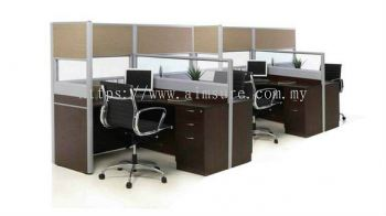 Office Block System (AIM60-C2-4-L-NS)