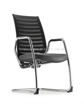 Presidential Visitor Netting Chair With Arm AIM 8214L