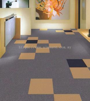 Tile carpet design 6