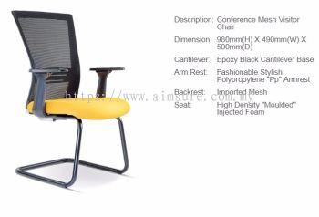 Talent Visitor chair AIM2657E